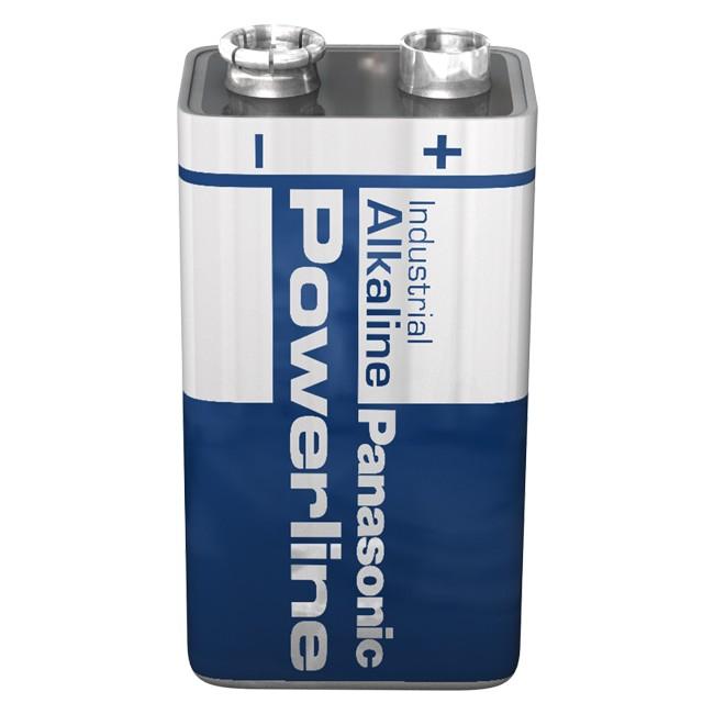 Panasonic alkaline 6LR61AD