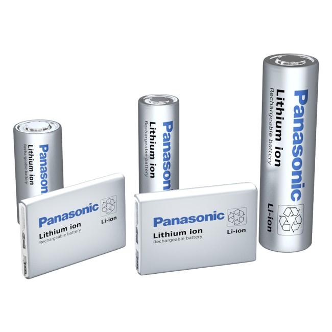 Panasonic li ion group